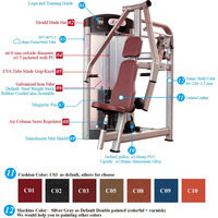 All Pro Olympus park confidence eagle teca star trek body tech king gear life fitness equipment