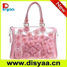 Plastic beach bag