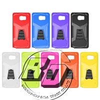 Wholesale Popular Luxury Soft TPU case with Kickstand for Samsung Galaxy Note 5 mobile phone case cover