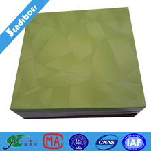 2015 high glossy coated uv mdf board