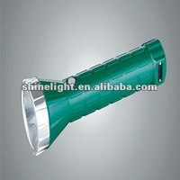 Rechargeable led torch 1W