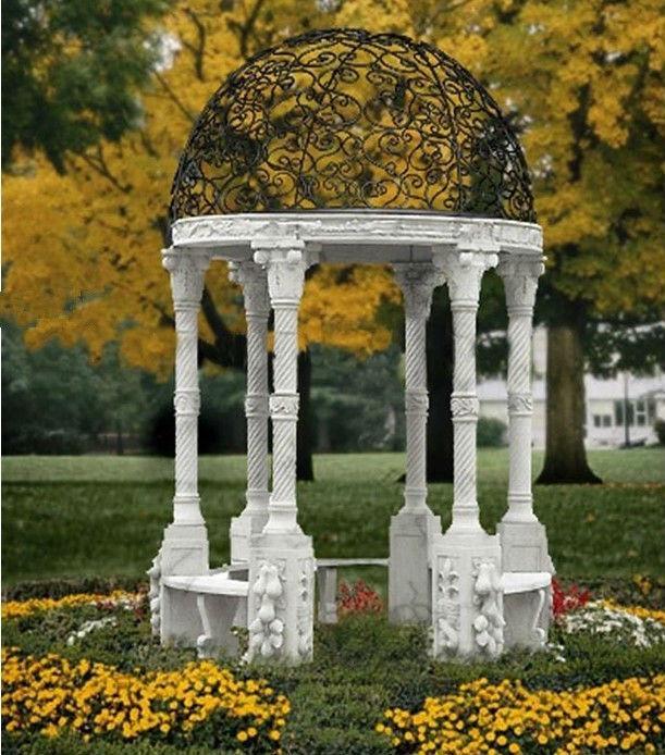pergola imagenes de pergolas en hierro forjado muermol gazebo con columnas y cufapula de