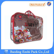 Cheap recyclable PVC carpet bag