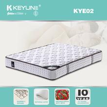 Hot sale compressed bonnell spring mattress KYE02