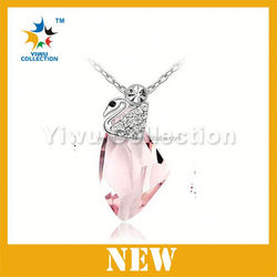 beaded necklaces,chains artificial women necklace,very cheap fashion crystal necklace
