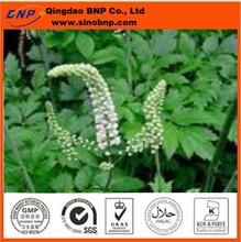 black cohosh extract,black cohosh p.e. contains high Triterpene Glycoside