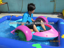 foot pedal boat for kids&adults