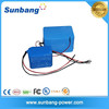 deep cycle rechargeable lithium ion 12v 30ah battery for battery lawn mower