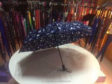 high quality automatic cheap promotional fold umbrella wholesale umbrella