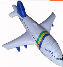 Advertising Fast and Cheap Inflatable Airplane