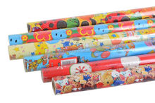 Wholesale Printed Animal Pattern Gift Wrapping Paper Roll, Gift Wrapping Paper, Roll Wrap