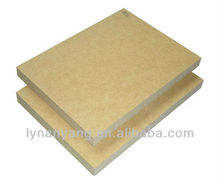 mdf board pictures / price mdf production line / metallic laminated mdf