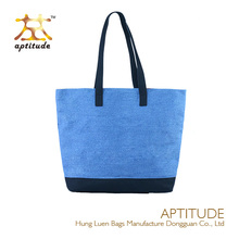 Original design nylon handbag, canvas tote bags for ladies