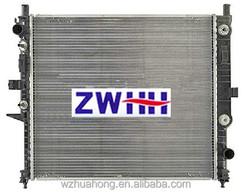 Hot saling Aluminum Car Radiator for Mercedes Ben z ML-CLASS W163