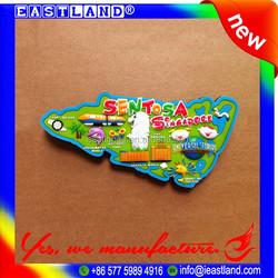 Customized Promotion Art Paper Fridge Magnet