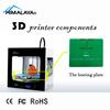 New updated version Himalaya 3d desktop cheap printer gear