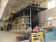 low price bitunous membrane manufacturing equipment bitumen waterproof