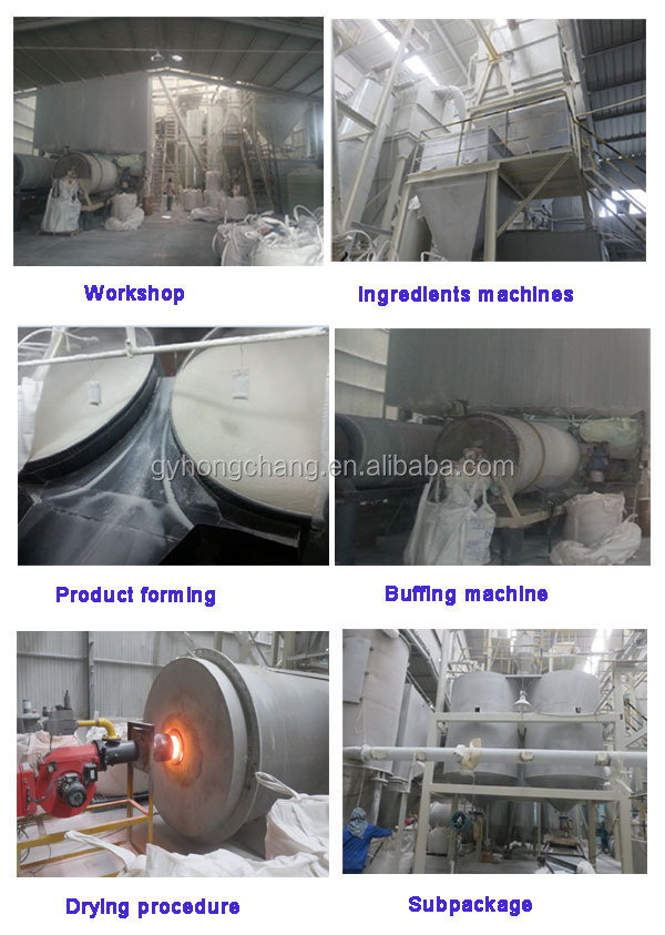 workshop and production process