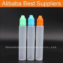 Mass Stock! squar plastic bottle plastic safety cap eliquid bottle