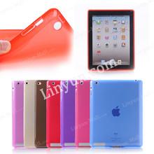 Ultra Thin Matte Soft Case for iPad Mini 4 , Protective TPU case for ipad Mini 4