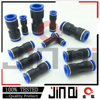 made in china air tube pneumatic compression fitting equal straight union fitting