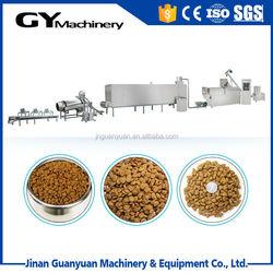 Cost saving dog food production line/pet feeding food machine