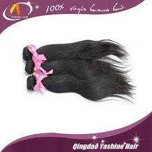 Can be dyed any color remy virgin 100 Indian human hair extension