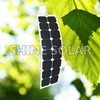 adhesive back thin film flexible solar panel 50w 12v flexible PV Panels