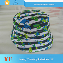 Wholesale Low Price High Quality custom bucket hat / embroidery black bucket hat