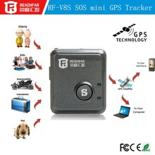 gps tracker detector GPS RF-V8S with accurate locating and tracking by SMS or internet