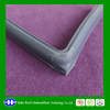 Oven Cooker Rubber Door Seal Gasket with Corner Fixing Clips