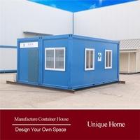 fireproof modular cottages modular guest house villa design
