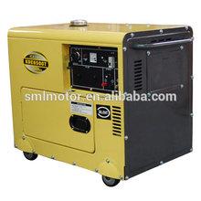 Generador el ctrico generador de silenciador los tipos - Generadores electricos pequenos ...
