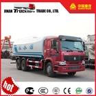 china 6x4 tanque de água de caminhões para venda