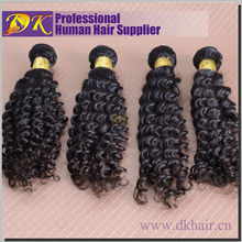 Large stock cheap wholesale hair weave distributors high quality virgin hair extension deep wave human hair curly weave