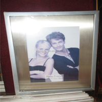 kinds of picture frame, plastic or glass frame