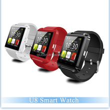 "Hottest 1.48"" U8 Smart Watch Android Smartwatch Phone Shenzhen MTK6260 Bluetooth"