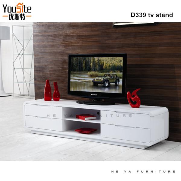 Teak Wood Living Room Furniture Led Tv Cabinet Old Style