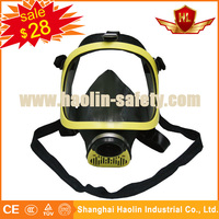 Face Mask Maker Single Cartridge Military Full Face Anti -Gas Mask Face Mask Made In China