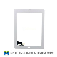 Original mobile phone parts for Apple ipad 2 touch screen digitizer, for ipad 2 digitizer assembly