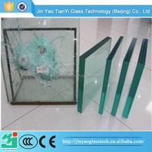 Bullet proof glass window