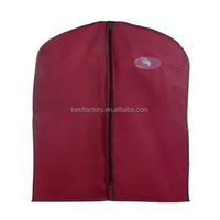 fabrics garment bag, breathable suit covers, ldpe clear plastic shirt