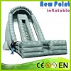 New Point pvc trampoline Commercial Grade Giant Inflatable Slides For Kids And Adults