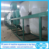 China biggest rice bran oil mill with best service and price