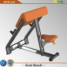 bicepts muscle Exercise commercial fitness equipment scott bench