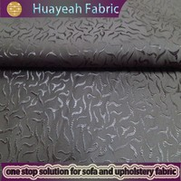 100%Polyester jacquard simple fabric fancy design curtains