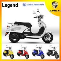 ZNEN 2015 new retro model Legend, the best 50cc and 125 cc Scooter with EEC
