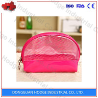 Pvc mini cosmetic bag clear cosmetic bag pvc cosmetic bag for lady