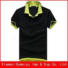 custom polo t-shirt in cotton