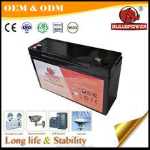 nickel cadmium batteries price 6V12A
